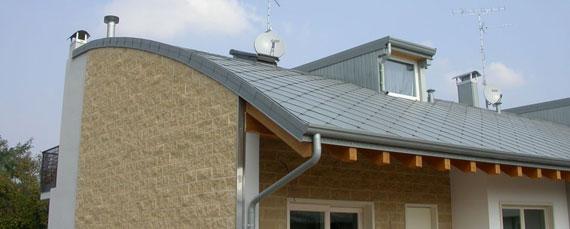 Dachentwässerungszubehör aus Metall