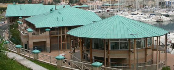 Leisten Dach