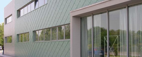 VHF Fassade